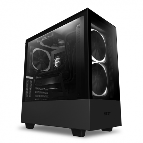 NZXT CASE H510 ELITE BLACK