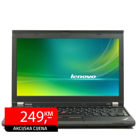 Laptop Lenovo ThinkPad X230 120 GB SSD