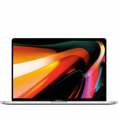 Apple MacBook Pro 16 Touch Bar/6-core i7 2.6GHz/16GB/512GB SSD/Radeon Pro 5300M w 4GB - Silver