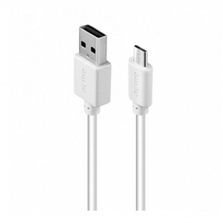 Kabal ACME CB1011W Micro USB Cable 1m
