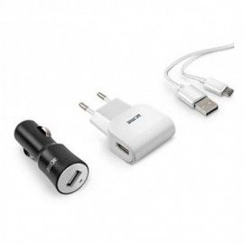 Punjač ACME CH13 Universal 3in1 chargers kit