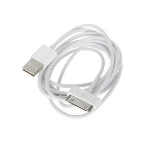 Kabal USB Cable for iPad iPod and iPhone 4/4S 1m Bulk