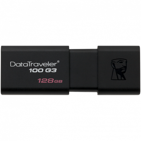 Kingston 128GB USB 3.0 DataTraveler 100 G3 (130MB/s read) EAN: 740617249231