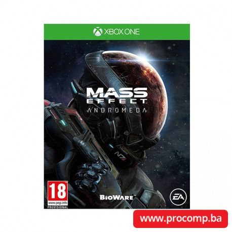 Xbox One game Mass Effect: Andromeda