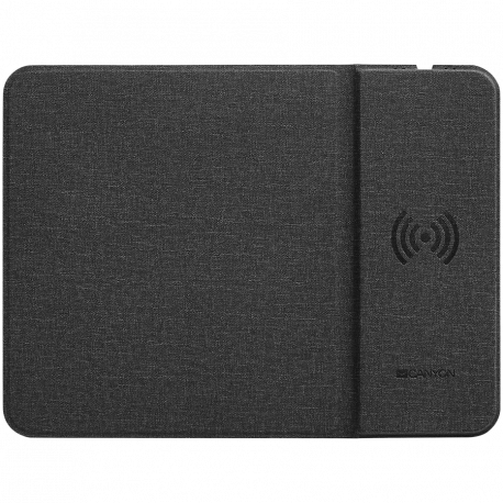 Mouse Mat with wireless charger Input 5V/2A Output 5W 324*244*6mm Micro USB cable length 1m