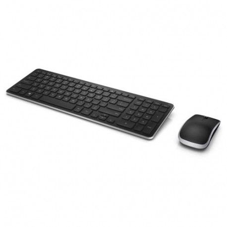 Dell Wireless Keyboard and Mouse - KM714 - US Int'l