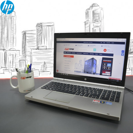 Laptop Hp EliteBook 8560p 8 GB