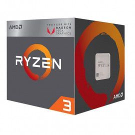 Procesor AMD Ryzen 3 2200G AM4 BOX 3.5GHz