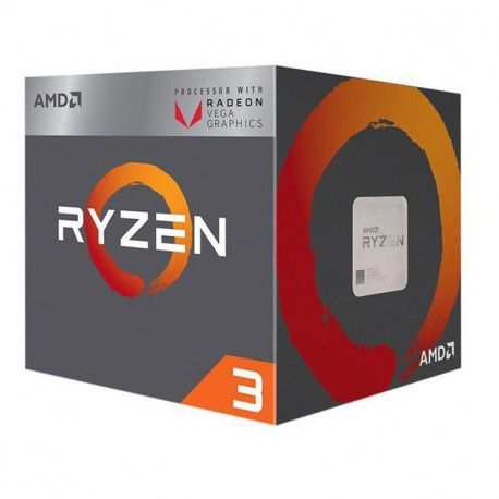 Procesor AMD Ryzen 3 2200G AM4 BOX