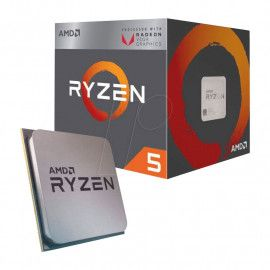 Procesor AMD Ryzen 5 2400G AM4 BOX 3.6GHz