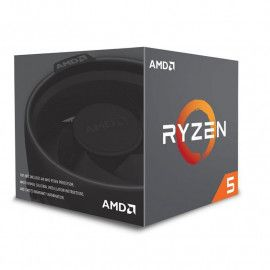 Procesor AMD Ryzen 5 2600X AM4 BOX 3.6GHz