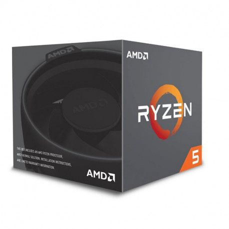 AMD Ryzen 5 2600X AM4 BOX