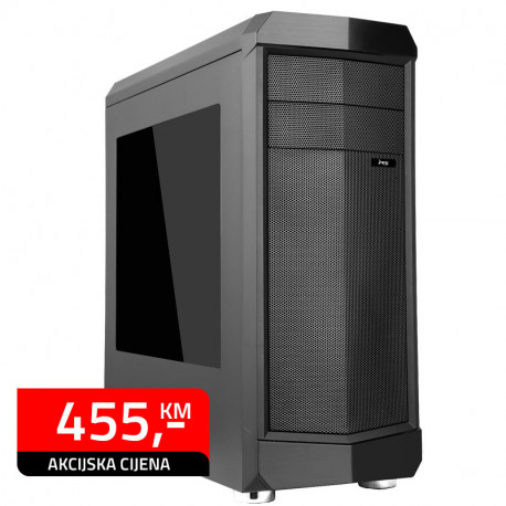 GAMING RAČUNAR CYCLOPS III i5 2400 AMD R7 240 2GB