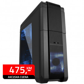 GAMING RAČUNAR MONSTER i5 3470 AMD R7 240 2GB