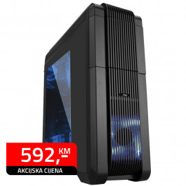 GAMING RAČUNAR MONSTER i5 3470 AMD RX 550 2GB