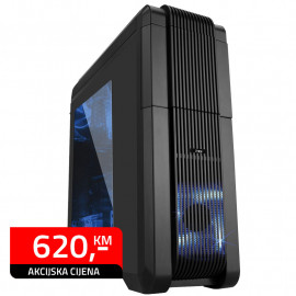 GAMING RAČUNAR MONSTER i5 3470 AMD RX 550 4GB