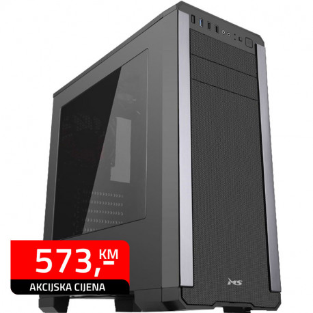 GAMING RAČUNAR CYCLOPS V i7 2600 Nvidia GT 1030 2GB