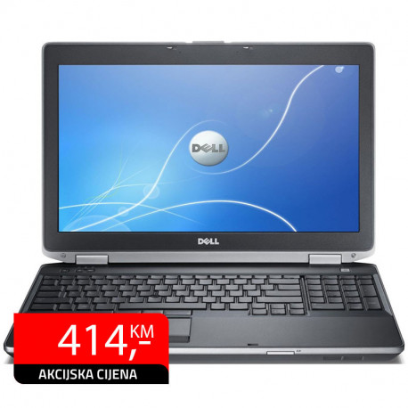 Laptop Dell Latitude E6540 i5 4310M 4GB