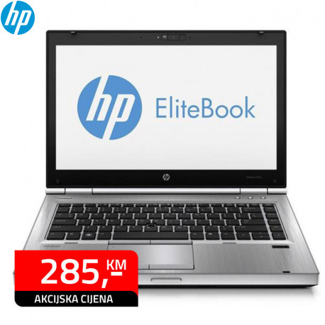 Laptop HP EliteBook 2560p i5 2540M  8GB