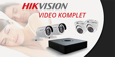 HIK Vision video nadzor